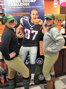 Captain Gronk Loving