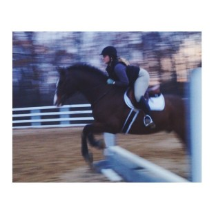 Ax was a super sassy jumping bean today ❤️
