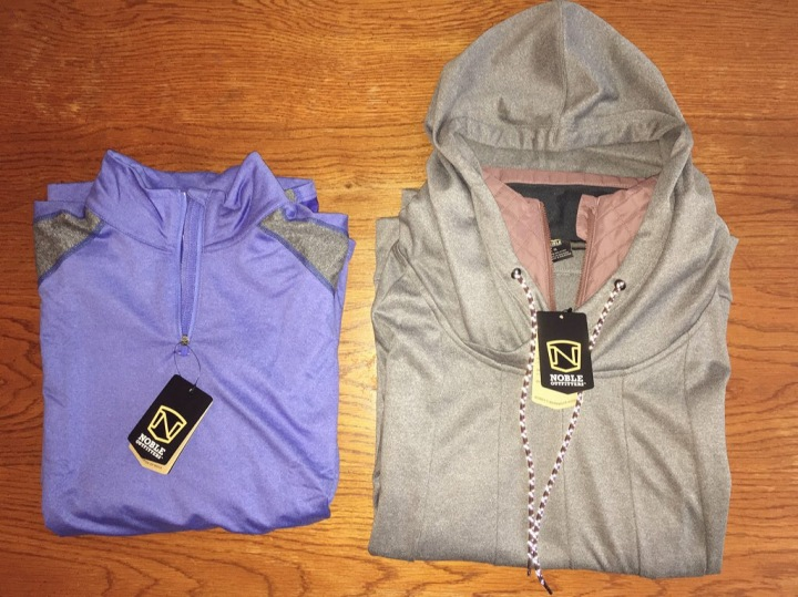 Product Review: Noble Outfitters 1/4 Zips + GIVEAWAY