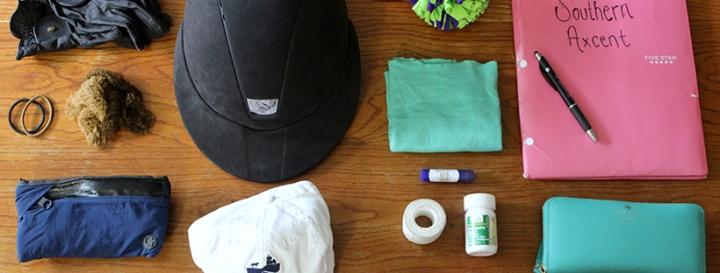 Rider's Backpack Essentials