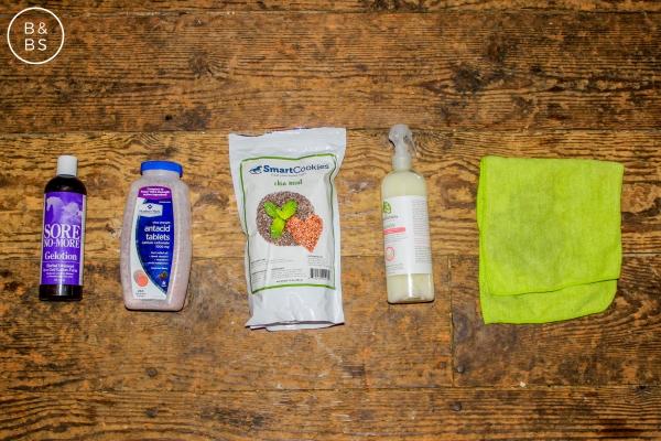 Grooming Bag 016