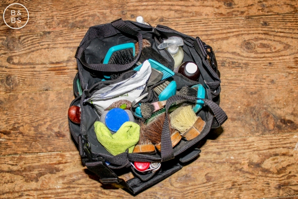Grooming Bag 023